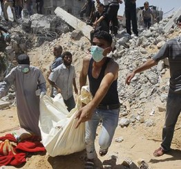 Palestine: 20 bodies found in Gaza rubble as Wed death toll hits 130