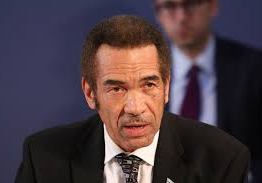 Botswana's ruling party wins parliamentary elections