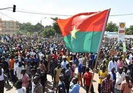 Burkina Faso: Compaore says will step down as  president