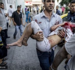 Palestine: Eight killed, incl child in morning bombing in Khan Younis