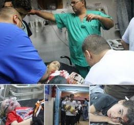 Palestine: 26 Palestinian killed in different parts of Gaza strip