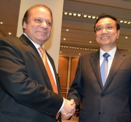 Pakistan says will help China fight Xinjiang Muslims