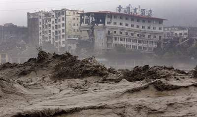 China: 12 confirmed dead in SW China landslide