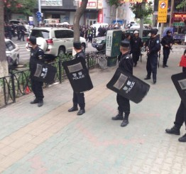 China: Explosions at market in Xinjiang capital claim 31 lives