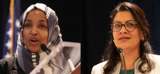 America's first Muslim Congresswomen  sworn in