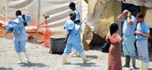 WHO warns ebola deaths on the increase
