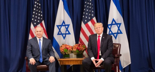 Trump dishes out more confetti for Israel