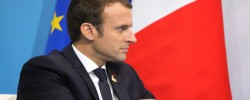 Macron digging deeper hole for himself
