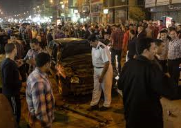 Egypt: Bomb blast injures three civilians in Cairo