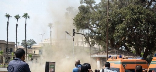 Egypt: Botched bomb attack kills three in Cairo