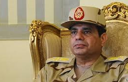 Egypt: Former army head el-Sissi says no future for Muslim Brotherhood