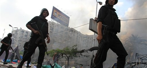 Egypt: 421 killed in violent military clampdown of pro-Morsi supporters
