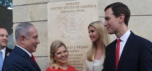 US embassy to remain in Jerusalem: Blinken
