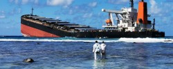 Oil spill in Mauritius affects ecosystem and economy