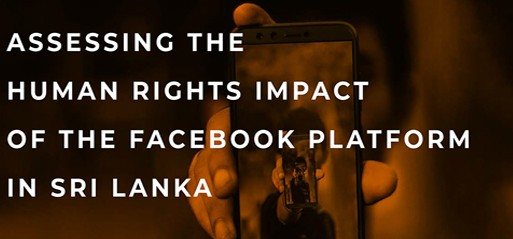 Facebook apologises for role in anti-Muslim riots in Sri Lanka