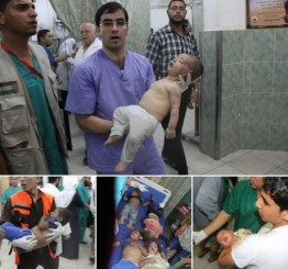 Palestine: Israeli airstrikes continue unabated all night Fri through Sat morning; 15 more killed