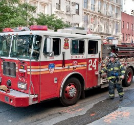 Firefighter paid $220k over racial  and religious harassment