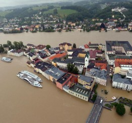 Flooding rages on in parts of central Europe