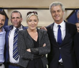 France's Le Pen seeks far right group in European Parliament