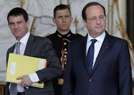 French PM Valls submits government resignation