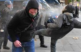 France: Violent protests erupt in France after activist killing