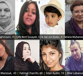 A third of Nice terror attack victims Muslim