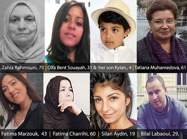A Third Of Nice Terror Attack Victims Muslim The Muslim Newsthe Muslim News