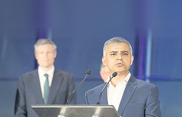 Khan, Mayor for all Londoners