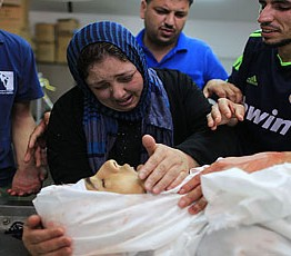 Palestine: 73 Palestinians killed on Wed in Gaza, total death toll at 695