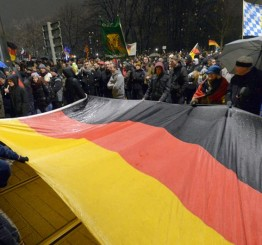 Germany: Thousands of Germans in anti Islam protest