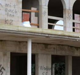 Germany: Mosque vandalised with swastikas and racist graffiti
