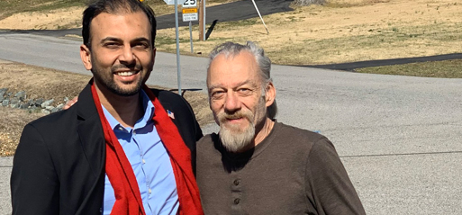 Muslim politician responds to constituent's hateful tweets by paying his medical bills