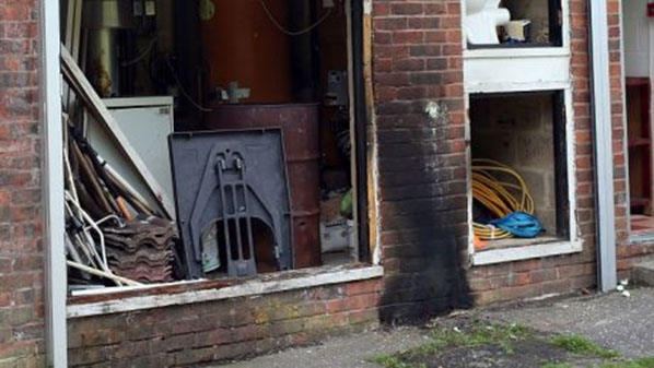 harlow man arrested in connection with islamic centre arson