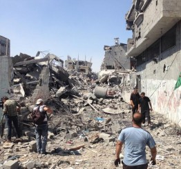 Palestine: Remains of two Palestinians found under rubble in central Gaza