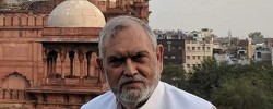 Indian Government attempt to gag Muslim intellectual
