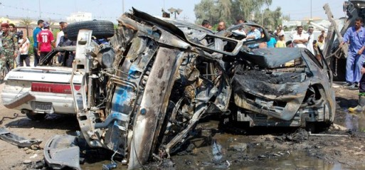 Iraq attacks leave nine dead