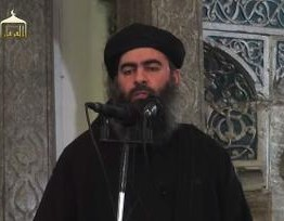 Iraq: ISIS-declared 'caliph' al-Baghdadi makes video appearance