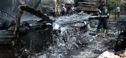 Iraq: Dozens of Shi'a Muslims killed in wave of Baghdad car bombings