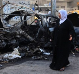 Iraq: 28 killed as cafe suicide bomber strikes in Shi'a neighbourhood
