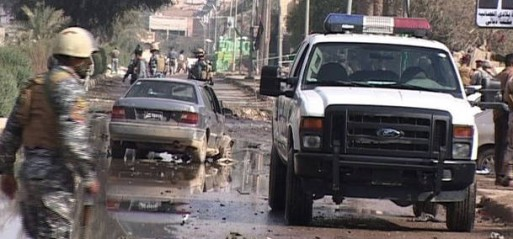 Iraq: 30-dead in bomb attack in Baquba mosque, 25 wounded
