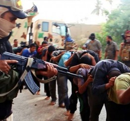 Iraq says 2700 missing since ISIS onslaught in June