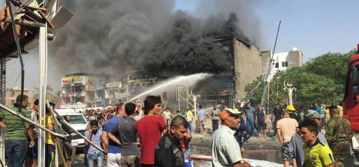 Iraq: Daesh car bomb in Karbala kills 8, injures 20