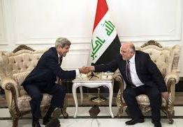 "Iraq: As Kerry visits Iraq, Sadr warns of cooperation with ""occupiers"""