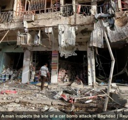 Iraq: Seventeen dead in bombings