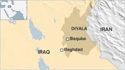 Iraq: 10 killed in suicide bombing in Baquba