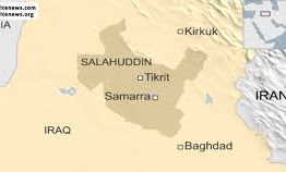 Iraq: Explosions kill 8 in Salahuddin Province, 10 in Baghdad