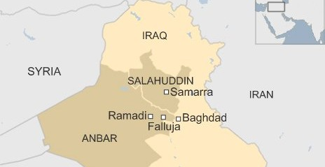 Iraq: 80 killed as security forces re-take city of Samarra