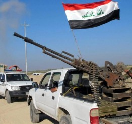 Iraqi forces recapture Dhuluiyah from ISIS