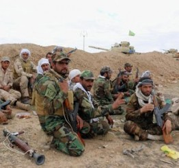 Iraq: Shi'a Musilm fighters leave Tikrit