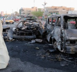 Iraq: Suicide bomber kills 3, wounds 13 in Samarra